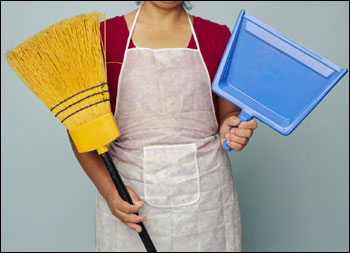 Cleaning Industry - Copyright WARNING: Not all materials on this Web site were created by the federal government. Some content � including both images and text � may be the copyrighted property of others and used by the DOL under a license. Such content generally is accompanied by a copyright notice. It is your responsibility to obtain any necessary permission from the owner's of such material prior to making use of it. You may contact the DOL for details on specific content, but we cannot guarantee the copyright status of such items. Please consult the U.S. Copyright Office at the Library of Congress � http://www.copyright.gov � to search for copyrighted materials.