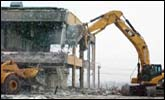 Demolition - Copyright WARNING: Not all materials on this Web site were created by the federal government. Some content � including both images and text � may be the copyrighted property of others and used by the DOL under a license. Such content generally is accompanied by a copyright notice. It is your responsibility to obtain any necessary permission from the owner's of such material prior to making use of it. You may contact the DOL for details on specific content, but we cannot guarantee the copyright status of such items. Please consult the U.S. Copyright Office at the Library of Congress � http://www.copyright.gov � to search for copyrighted materials.