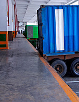 Transportation and Warehousing - Photo Credit: iStock | Copyright: IMAGEMORE Co.,Ltd.