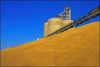 Grain Handling - Copyright WARNING: Not all materials on this Web site were created by the federal government. Some content � including both images and text � may be the copyrighted property of others and used by the DOL under a license. Such content generally is accompanied by a copyright notice. It is your responsibility to obtain any necessary permission from the owner's of such material prior to making use of it. You may contact the DOL for details on specific content, but we cannot guarantee the copyright status of such items. Please consult the U.S. Copyright Office at the Library of Congress � http://www.copyright.gov � to search for copyrighted materials.