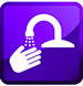 Hand Washing icon - Photo Credit: iStock:165790562 | Copyright: bubaone