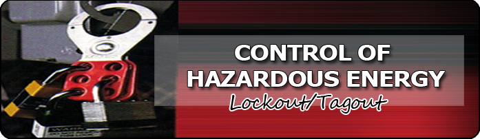 Home - Control of Hazardous Energy (Lockout/Tagout) - Copyright WARNING: Not all materials on this Web site were created by the federal government. Some content � including both images and text � may be the copyrighted property of others and used by the DOL under a license. Such content generally is accompanied by a copyright notice. It is your responsibility to obtain any necessary permission from the owner's of such material prior to making use of it. You may contact the DOL for details on specific content, but we cannot guarantee the copyright status of such items. Please consult the U.S. Copyright Office at the Library of Congress � http://www.copyright.gov � to search for copyrighted materials.