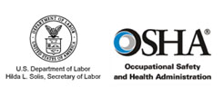 U.S. Department of Labor - Hilda L. Solis, Secretary of Labor - OSHA - Occupational Safety and Health Administration