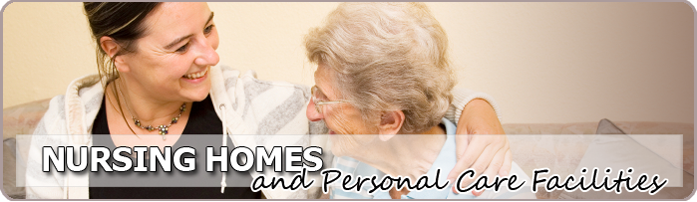 Home - Nursing Homes and Personal Care Facilities - Copyright WARNING: Not all materials on this Web site were created by the federal government. Some content � including both images and text � may be the copyrighted property of others and used by the DOL under a license. Such content generally is accompanied by a copyright notice. It is your responsibility to obtain any necessary permission from the owner's of such material prior to making use of it. You may contact the DOL for details on specific content, but we cannot guarantee the copyright status of such items. Please consult the U.S. Copyright Office at the Library of Congress � http://www.copyright.gov � to search for copyrighted materials.