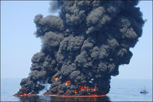 Oil Spills - Photo Credit: NOAA
