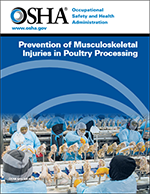 Prevention of Musculoskeletal Disorders in Poultry Processing