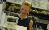 Restaurant Safety for Teen Workers - Copyright WARNING: Not all materials on this Web site were created by the federal government. Some content � including both images and text � may be the copyrighted property of others and used by the DOL under a license. Such content generally is accompanied by a copyright notice. It is your responsibility to obtain any necessary permission from the owner's of such material prior to making use of it. You may contact the DOL for details on specific content, but we cannot guarantee the copyright status of such items. Please consult the U.S. Copyright Office at the Library of Congress � http://www.copyright.gov � to search for copyrighted materials.