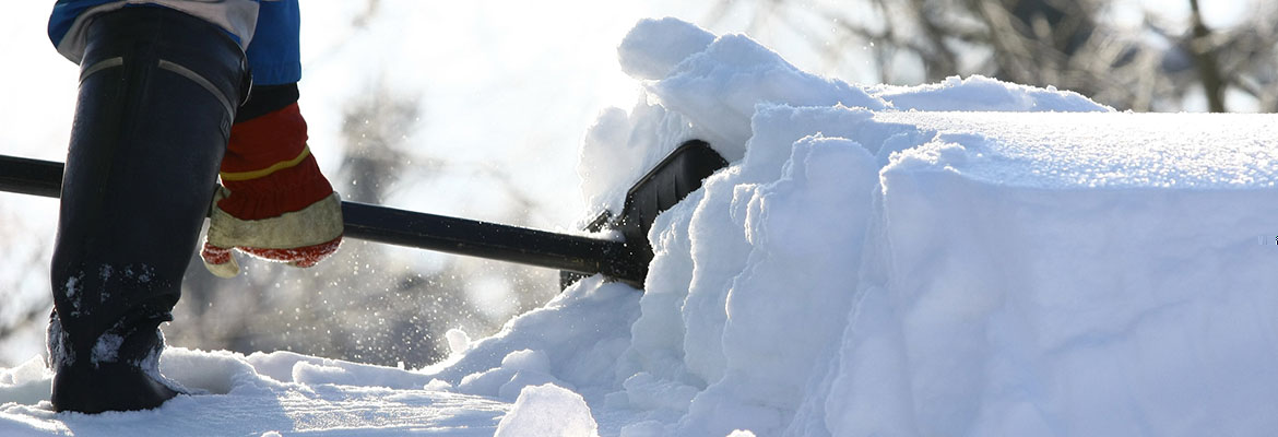 Winter Weather | Snow Removal | Photo Credit : iStock: 134986071 - elinafoto