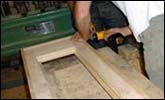 Wood Products: Woodworking - Copyright WARNING: Not all materials on this Web site were created by the federal government. Some content � including both images and text � may be the copyrighted property of others and used by the DOL under a license. Such content generally is accompanied by a copyright notice. It is your responsibility to obtain any necessary permission from the owner's of such material prior to making use of it. You may contact the DOL for details on specific content, but we cannot guarantee the copyright status of such items. Please consult the U.S. Copyright Office at the Library of Congress � http://www.copyright.gov � to search for copyrighted materials.