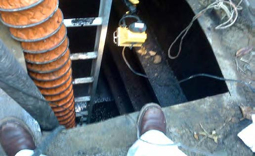 Osha Fact Sheet Confined Space Safety On Commercial