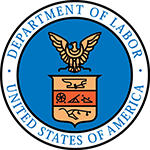 Department of Labor United States of America seal