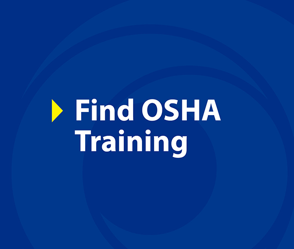 Find OSHA Training