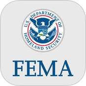 U.S. Department of Homeland Security - FEMA App Icon