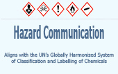 OSHA's new harmonized Hazard Communication page