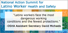 National Action Summit for Latino Worker Health and Safety