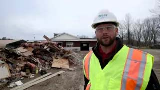 Keeping Cleanup Workers Safe after Midwest Floods and Tornadoes