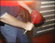 Low Vibration Tools