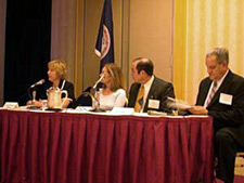 Selling Strategic Partnerships Workshop at the 2002 Compliance Assistance Conference.
