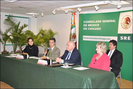 Consulate General of Mexico in Chicago
