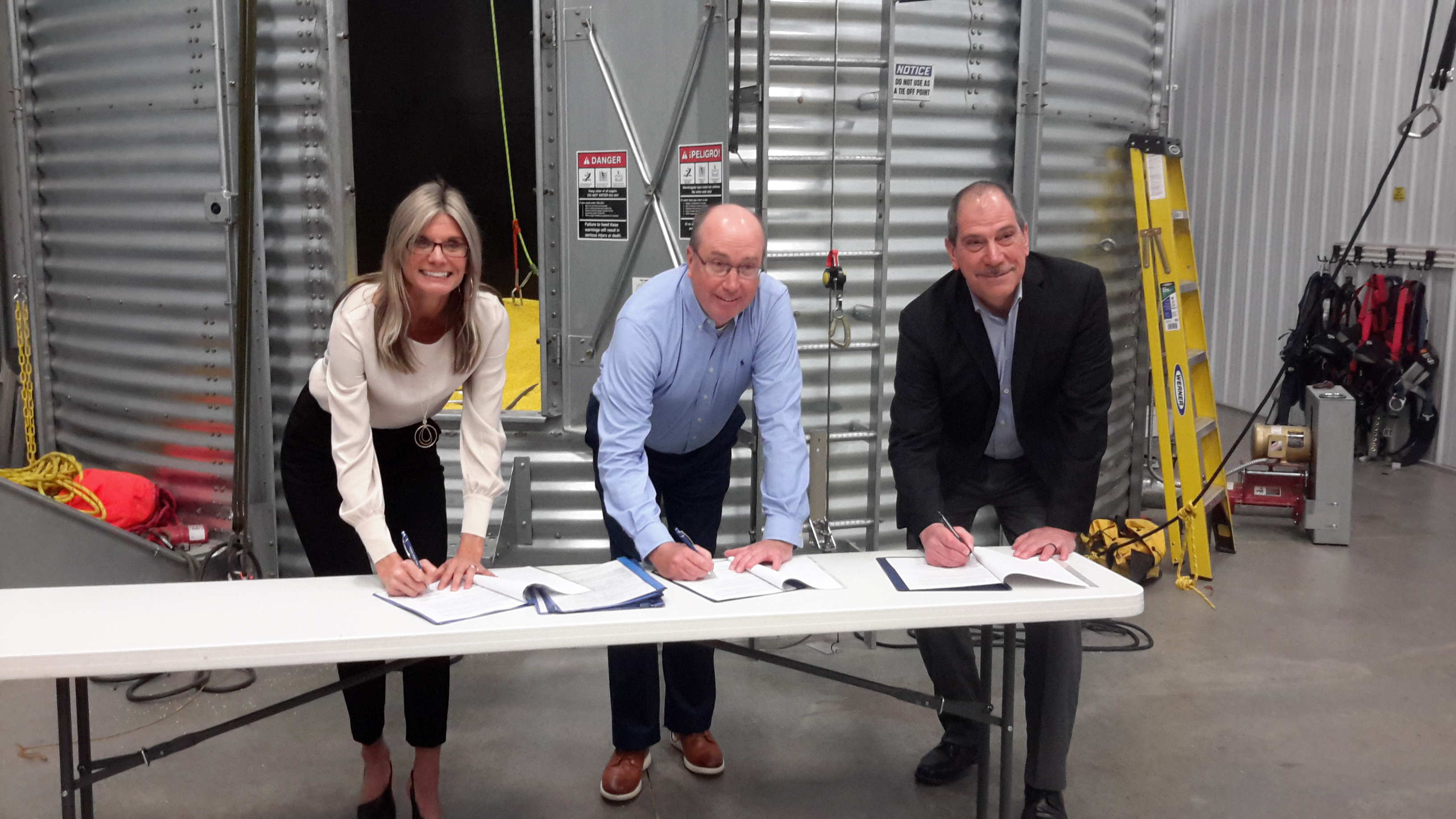 Alliance Signing ceremony on March 10, 2020