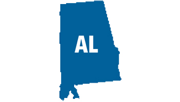 Alabama state icon