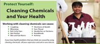 Protect Yourself: Cleaning Chemicals and Your Health
