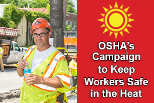 Campaign to Prevent Heat Illness in Outdoor Workers