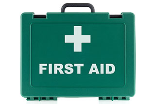 First Aid Kit - Photo Credit: iStock - 175543777 | Copyright: Lebazele
