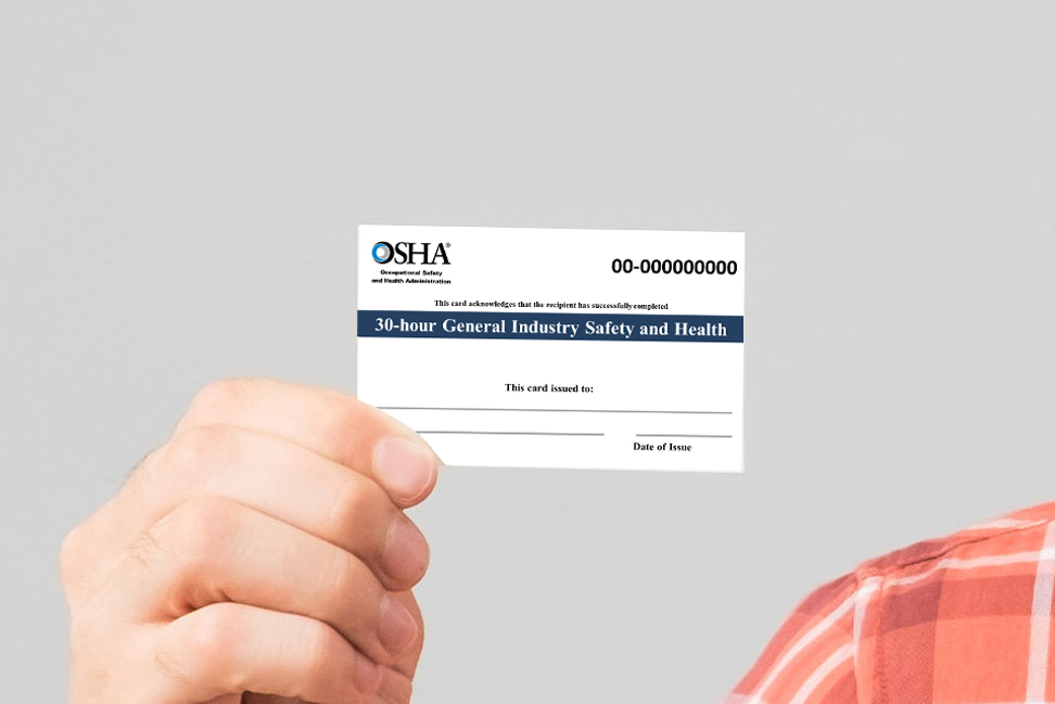 Man holding up 10-hr/30-hr card - Photo Credit: iStock-584594814 - copyright: filistimlyanin