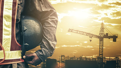 Construction worker - Photo Credit: iStock - 669200514 | Copyright: shih-wei