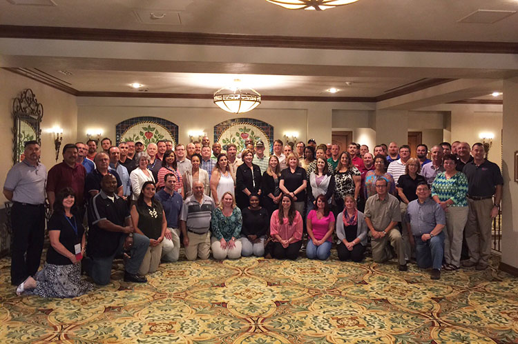 SGE Training Class, August 21-23, 2015, Gaylord Texan, Grapevine, Texas