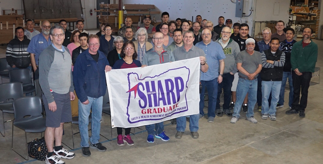 Woodfold Manufacturing, Inc., Graduates from Oregon OSHA SHARP