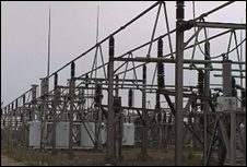 Substation Outside