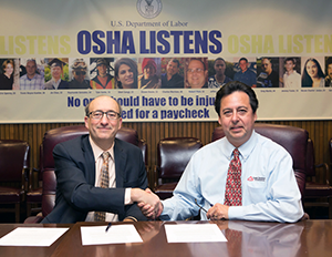 OSHA, Laser Institute of America renew alliance to protect workers from laser hazards