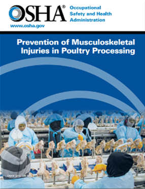 OSHA Prevention of Musculoskeletal Injuries in Poultry Processing