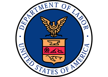 Seal of the U.S. Department of Labor