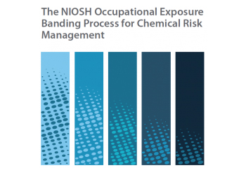 Screenshot of The NIOSH Occupational Exposure Banding Process for Chemical Risk management