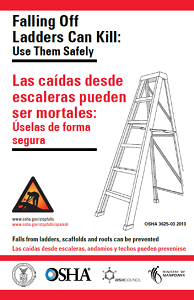Ladder safety booklet