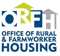 Office of Rural Farmworker Housing Logo