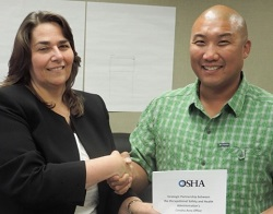 OSHA Strategic Partnership with Habitat for Humanity Omaha