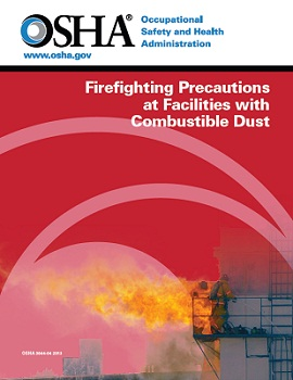 Firefighting Precautions at Facilities with Combustible Dust