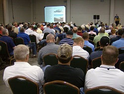 More than 500 representatives from the oil and natural gas industry attended OSHA's half-day kick-off event