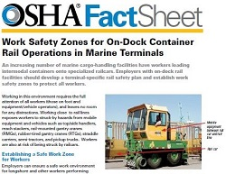 Dock Container Safety Fact Sheet