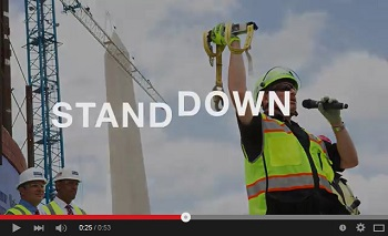 National Safety Stand-Down video