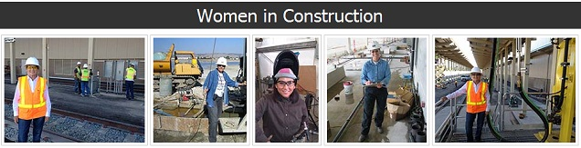 Women in Construction banner