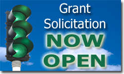 Grant Solicitation Now Open