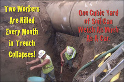 Trenching Poster