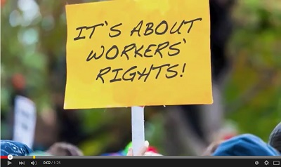 Workers' Rights video