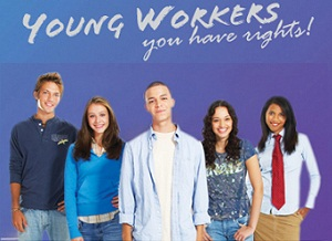 Young workers: You have rights!