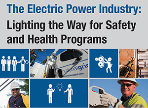 The Electric Power Industry: Lighting the Way for Safety and Health Programs